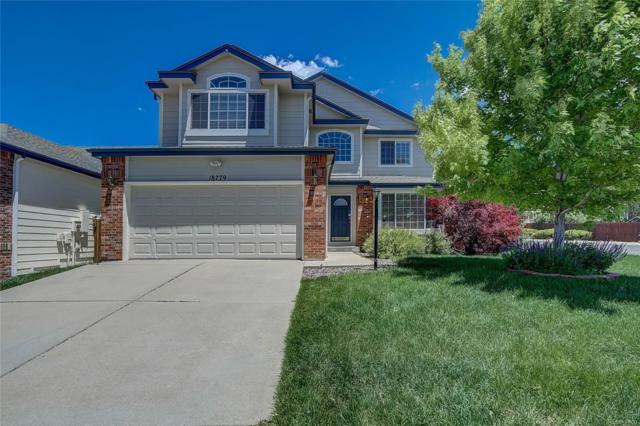 18779 E Berry Drive, Aurora, CO 80015 (#9103478) :: The Heyl Group at Keller Williams