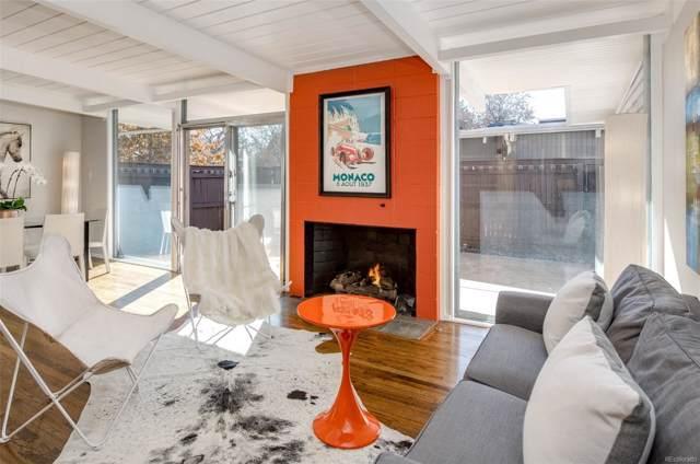 1345 S Elm Street, Denver, CO 80222 (#9103486) :: Bring Home Denver with Keller Williams Downtown Realty LLC