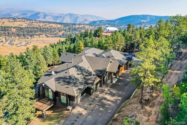 906 Visionary Trail, Golden, CO 80401 (#9103642) :: The HomeSmiths Team - Keller Williams