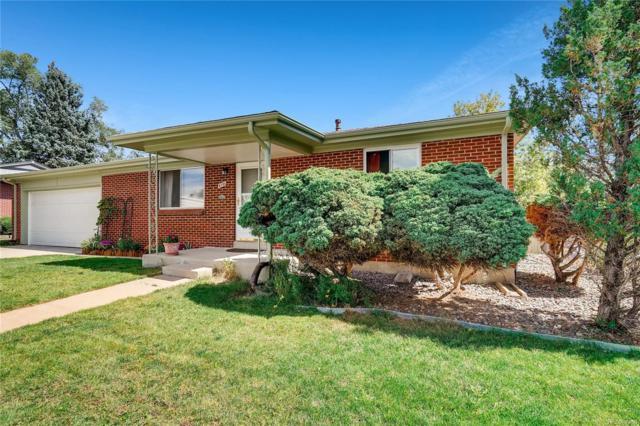 6110 Ames Street, Arvada, CO 80003 (#9103701) :: The Peak Properties Group