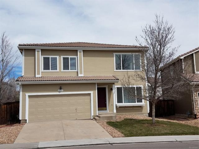 4737 Hunterwood Drive, Highlands Ranch, CO 80130 (#9104175) :: House Hunters Colorado