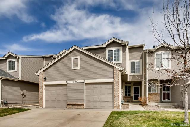 14843 E Bellewood Place D, Aurora, CO 80015 (MLS #9104787) :: 8z Real Estate