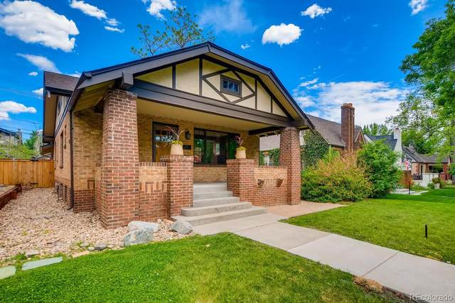 1414 S Vine Street, Denver, CO 80210 (#9105031) :: The DeGrood Team