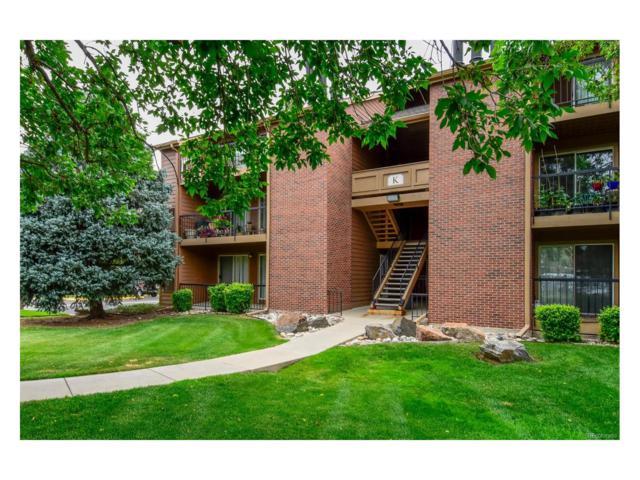 4899 S Dudley Street K11, Littleton, CO 80123 (MLS #9105122) :: 8z Real Estate