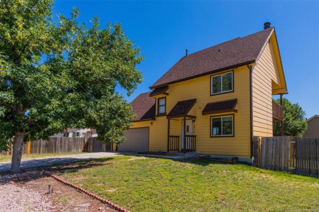 4415 Hollyridge Drive, Colorado Springs, CO 80916 (#9105607) :: The Peak Properties Group