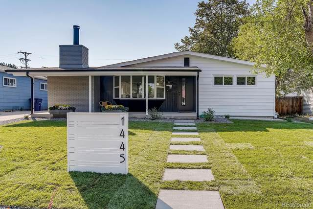 1445 S Ivy Way, Denver, CO 80224 (#9105712) :: The DeGrood Team