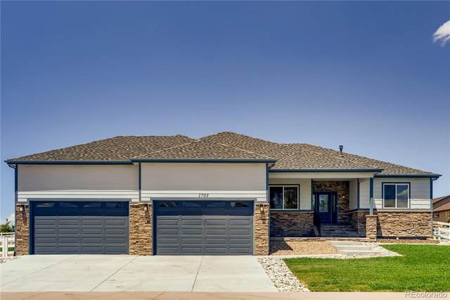 1703 Virginia Drive, Fort Lupton, CO 80621 (MLS #9106202) :: 8z Real Estate