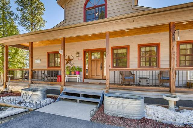 11037 Goodheart Avenue, Conifer, CO 80433 (MLS #9106465) :: 8z Real Estate