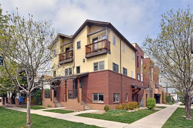 500 30th Street #2, Denver, CO 80205 (MLS #9106559) :: 8z Real Estate