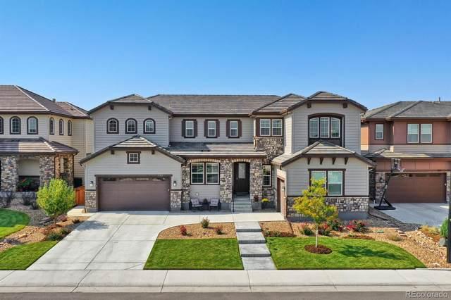 11363 Tango Trail, Parker, CO 80134 (MLS #9106847) :: 8z Real Estate