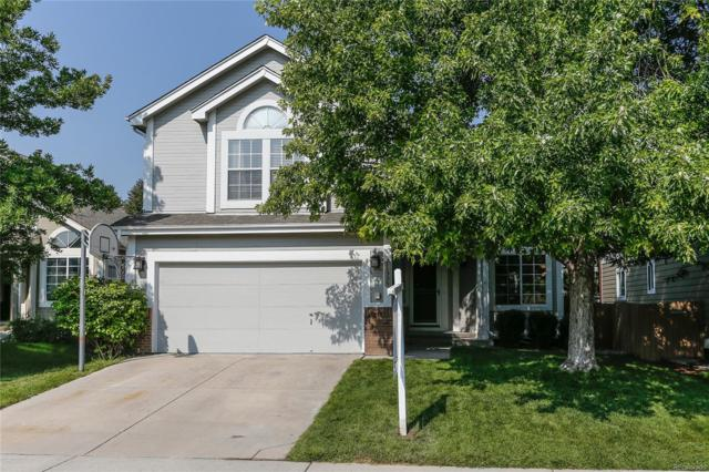 11335 Haswell Drive, Parker, CO 80134 (#9106854) :: The Griffith Home Team