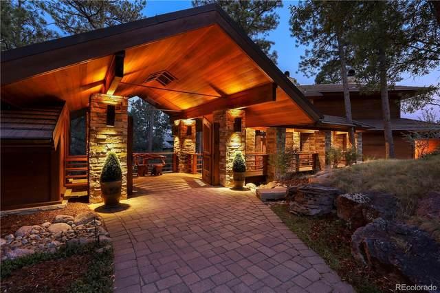 85 Crestone Way, Castle Rock, CO 80108 (#9107351) :: The HomeSmiths Team - Keller Williams