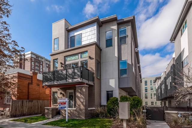 2327 Glenarm Place #1, Denver, CO 80205 (#9107406) :: Mile High Luxury Real Estate
