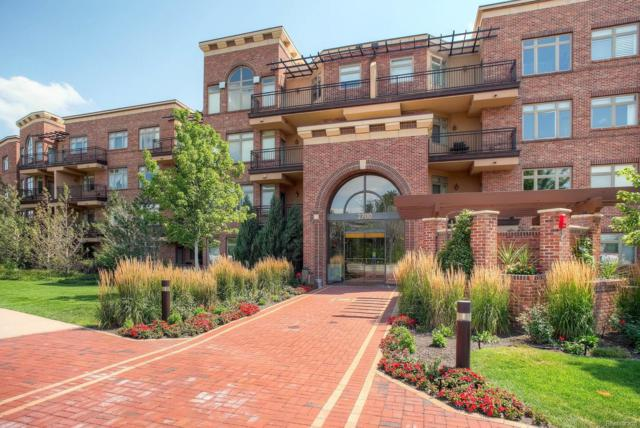 2700 Cherry Creek South Drive #110, Denver, CO 80209 (#9107535) :: Sellstate Realty Pros