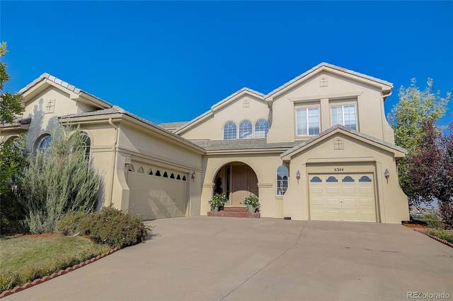 6344 Vacquero Drive, Castle Pines, CO 80108 (#9107602) :: Bring Home Denver with Keller Williams Downtown Realty LLC