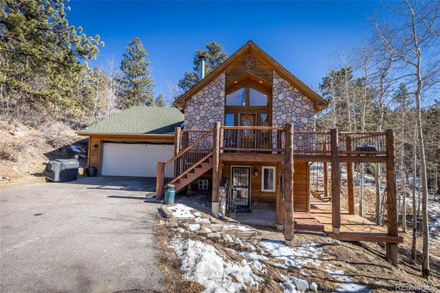 62676 Us Highway 285, Bailey, CO 80421 (#9107831) :: The DeGrood Team