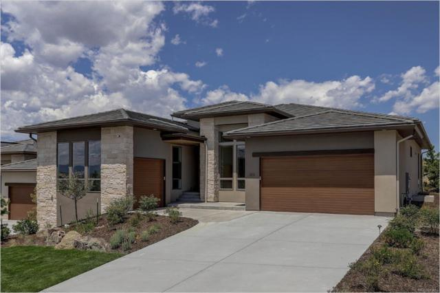 1181 Lost Elk Circle, Castle Rock, CO 80108 (MLS #9107967) :: 8z Real Estate