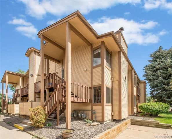 1095 S Garrison Street #202, Lakewood, CO 80226 (MLS #9108023) :: Bliss Realty Group