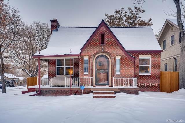 4598 Beach Court, Denver, CO 80211 (MLS #9108134) :: 8z Real Estate