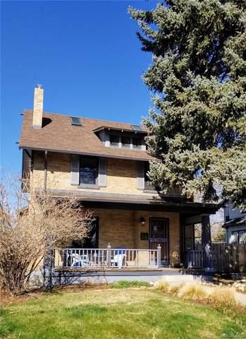 2851 Cherry Street, Denver, CO 80207 (#9108548) :: The Brokerage Group