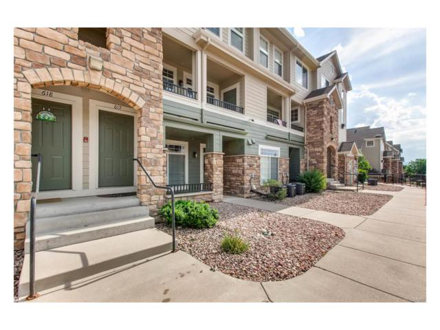 452 Black Feather Loop #617, Castle Rock, CO 80104 (MLS #9108649) :: 8z Real Estate