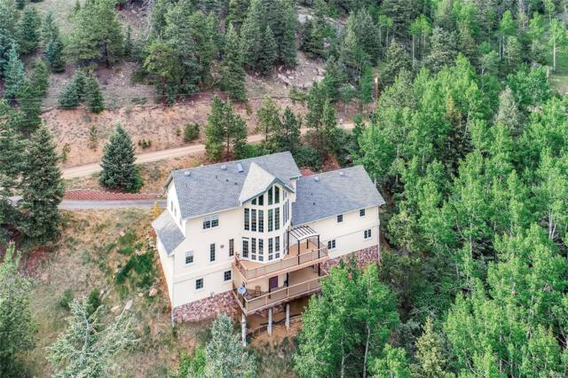 1194 Snyder Mountain Road, Evergreen, CO 80439 (#9108657) :: The City and Mountains Group