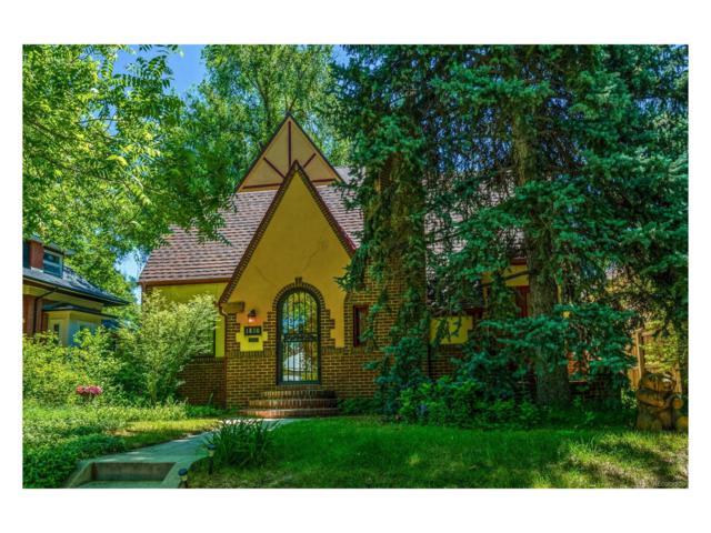 1810 Albion Street, Denver, CO 80220 (#9108718) :: The Peak Properties Group