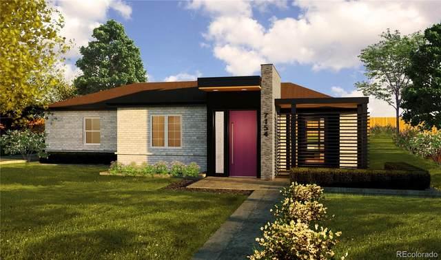 7154 E 4th Avenue, Denver, CO 80220 (#9108781) :: Finch & Gable Real Estate Co.