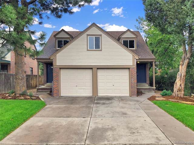 2231 N Newport Street, Denver, CO 80207 (#9108802) :: The DeGrood Team