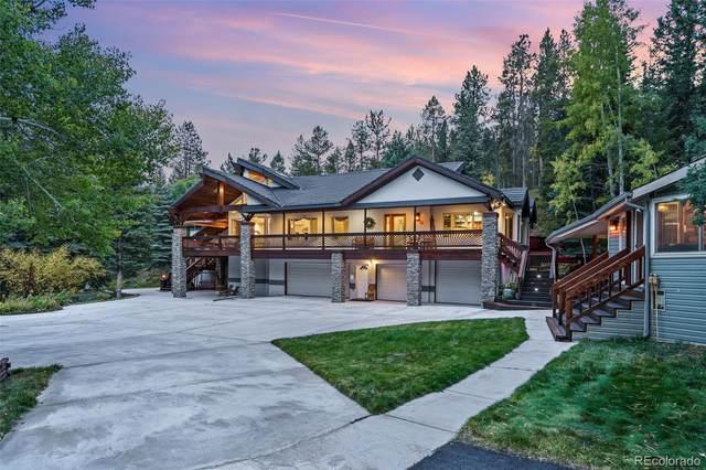 13604 S Baird Road, Conifer, CO 80433 (#9108976) :: Symbio Denver