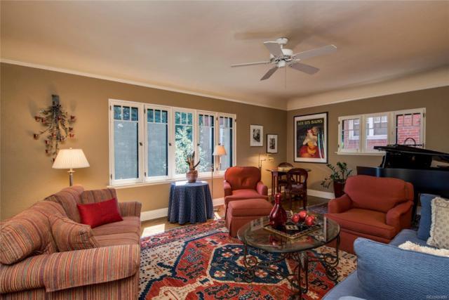 820 N Humboldt Street #5, Denver, CO 80218 (#9109234) :: The Pete Cook Home Group