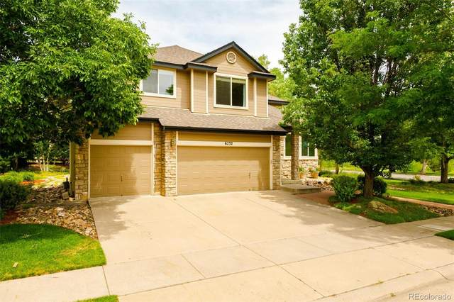 6232 Umber Street, Arvada, CO 80403 (#9109352) :: Real Estate Professionals