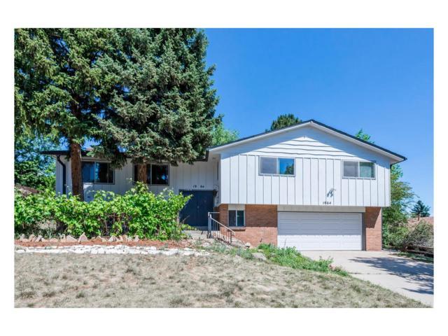 1964 Foothills Road, Golden, CO 80401 (#9109480) :: The Peak Properties Group