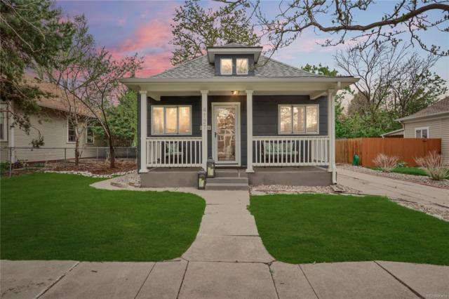 4127 Yates Street, Denver, CO 80212 (#9109661) :: House Hunters Colorado