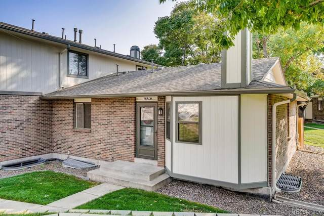 1881 S Allison Street A, Lakewood, CO 80232 (MLS #9109738) :: 8z Real Estate