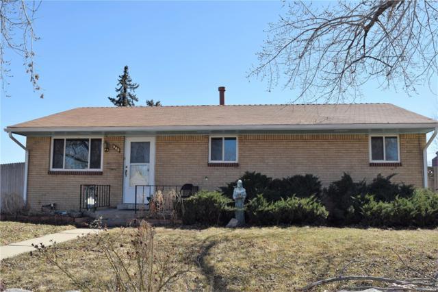 940 Drake Street, Denver, CO 80221 (#9109966) :: The Peak Properties Group