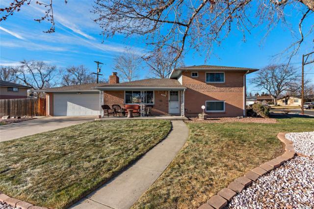 3865 Allison Street, Wheat Ridge, CO 80033 (#9110020) :: The Peak Properties Group