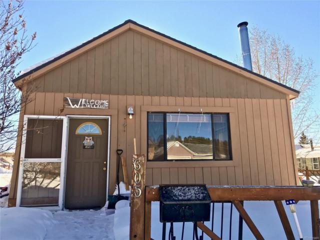 605 W 3rd Street, Leadville, CO 80461 (#9110263) :: HomePopper