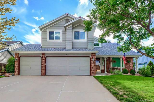 5159 S Genoa Court, Centennial, CO 80015 (MLS #9110437) :: 8z Real Estate