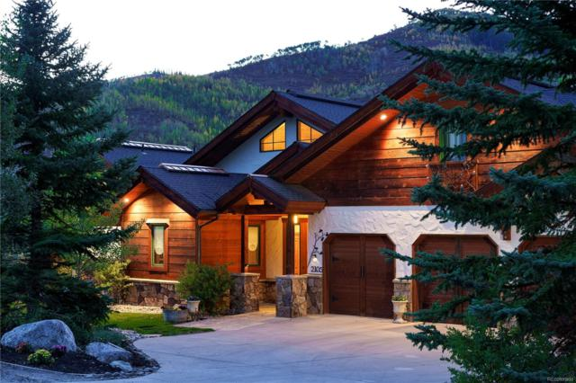 2105 Vermont Road, Vail, CO 81657 (#9110618) :: The Dixon Group