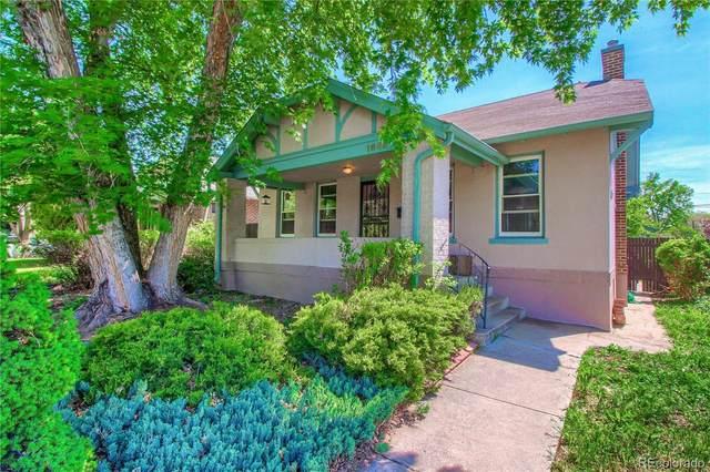 1642 Cherry Street, Denver, CO 80220 (MLS #9110628) :: Find Colorado