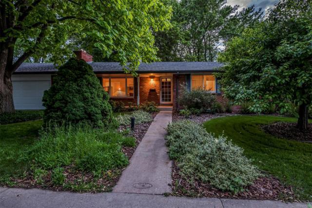2715 S Saint Paul Street, Denver, CO 80210 (#9110770) :: Wisdom Real Estate
