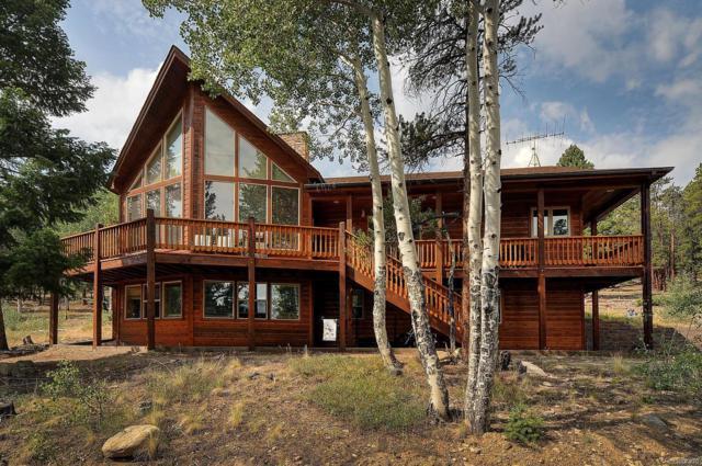 30355 National Forest Drive, Buena Vista, CO 81211 (#9111186) :: milehimodern