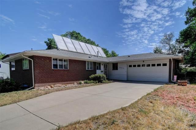 6952 S Cherokee Street, Littleton, CO 80120 (MLS #9111623) :: 8z Real Estate