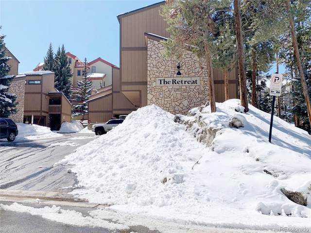 205 Primrose Path #5, Breckenridge, CO 80424 (#9111713) :: Sultan Newman Group