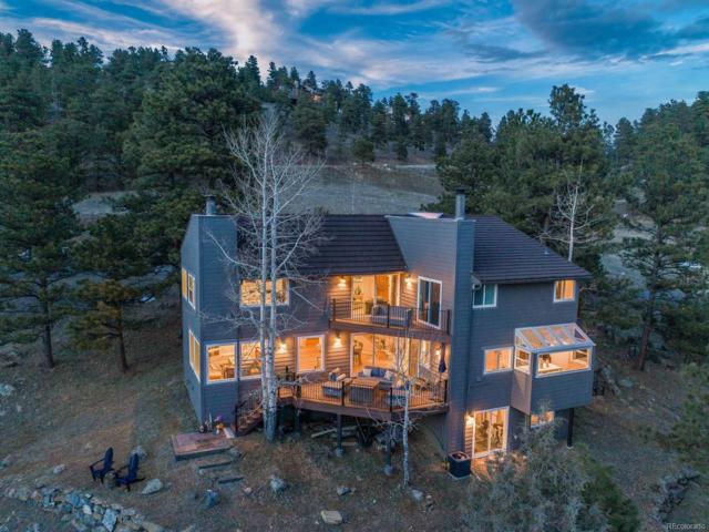 2215 Stonecrop Way, Golden, CO 80401 (MLS #9112050) :: 8z Real Estate