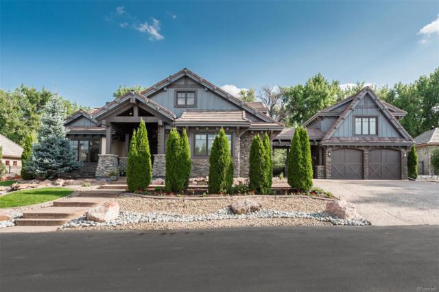 1536 E Fair Place, Centennial, CO 80121 (MLS #9112082) :: 8z Real Estate