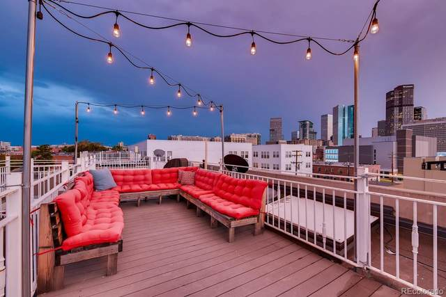 2340 Curtis Street #2, Denver, CO 80205 (#9112498) :: Chateaux Realty Group