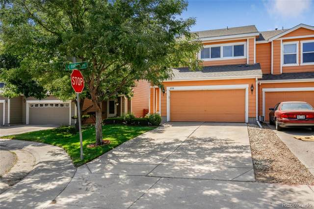 2338 E 110th Place, Northglenn, CO 80233 (#9113798) :: The DeGrood Team