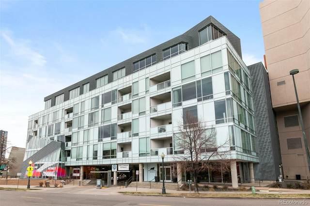 55 W 12th Avenue #311, Denver, CO 80204 (MLS #9114110) :: Kittle Real Estate